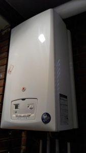 sistema de calefacción piso